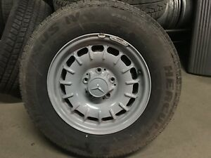 jantes mags Mercedes-Benz  bundt wheels 205 / 70 / 14