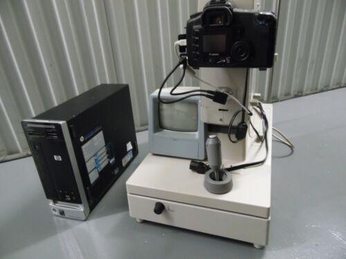 Canon CRDGI NON MYD Retinal Camera