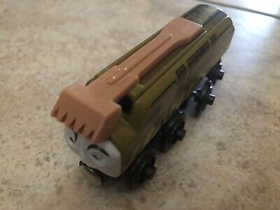 Learning Curve Wooden Thomas Train Mean Diesel 10