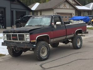 86 square body Chevy