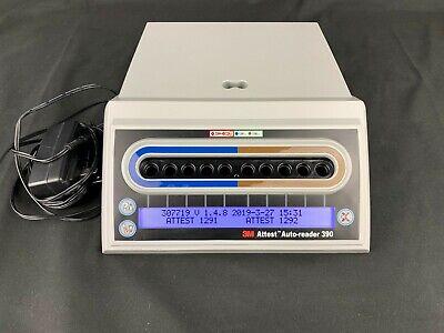 3m Attest Auto-reader 390 Steam Sterilization Incubator Biological Indicator