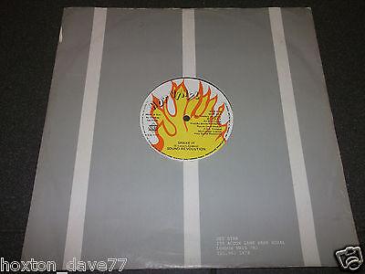 """SOUND REVOLUTION Shake It 12"""" UK 1987 Reggae SOCA Hot Vinyl"""