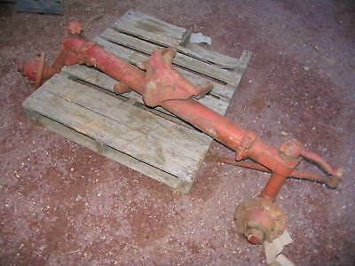 International Ih Farmall Tractor Wide Front End M Smta 450 460 560 806 706 856