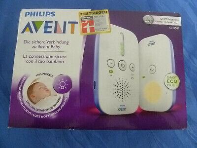 Babyphone - Philips AVENT SCD501- mit OVP