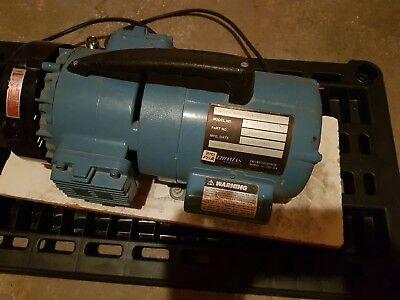 Thomas Vacuum Pumps 27.5 In Hg
