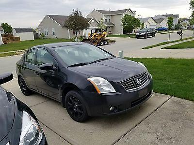 2007 Nissan Sentra  2007 Nissan Sentra