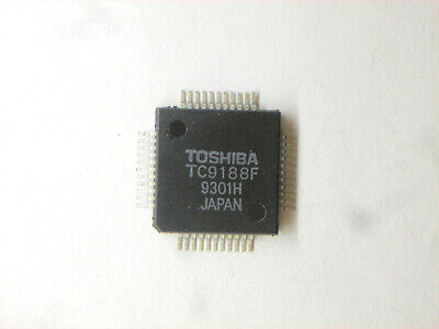 Tc9188f Original Toshiba 44p Smd Ic 1 Pc