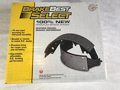 Brake Best Select Premium Disc Brake Pads 627 fits Acura, Honda. Read