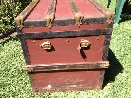 old  trunk needs restoring Port Macquarie 2444 Port Macquarie City Preview