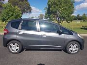 Fuel Efficient Honda Jazz Gli 2011 MY12 Bathurst Bathurst City Preview