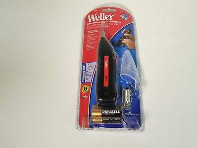 Weller Bp645 Battery Powered Soldering Iron Kit W Solder - New Sealed