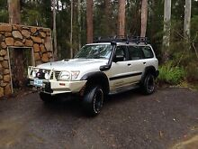 Nissan Patrol Lilydale Launceston Area Preview