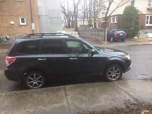 Subaru forester 2009 négociable