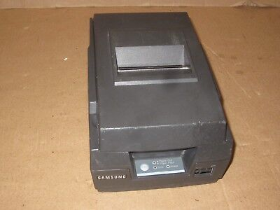 Samsung Srp-270apg Pos Receipt Printer Serial Bixolon