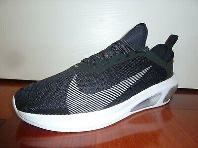 Mens Nike Air Max 95 Running Shoes Forest Green White Black BV9205 300 Fir Sail