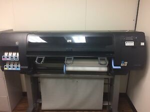 "HP plotter 60"" colour"