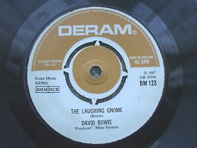 David Bowie - The Laughing Gnome / The Gospel According To Tony Day - Deram
