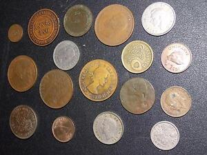 Old Coin Collection Armidale Armidale City Preview