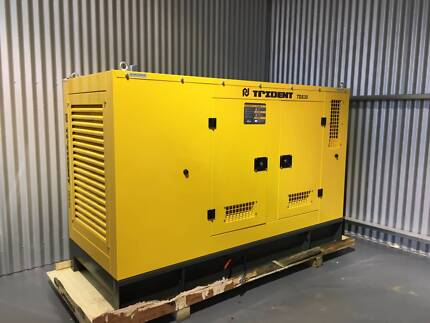 2017 TRIDENT New Diesel Generator 25KW / 31.25KVA 230/415V 45amps