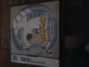 Pokemon Soul Silver Version Nintendo DS asking $ 30.00
