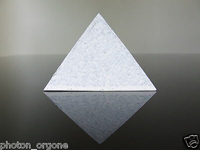 Orgone Spiritual Awakening Purification Giza Pyramid Selenite Snow Quartz Points