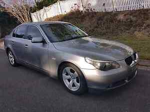 BMW 525i Immaculate Condition Low ks RWC & Rego Bardon Brisbane North West Preview