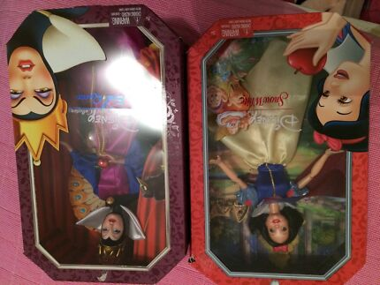 Brand new Disney dolls Prospect Prospect Area Preview