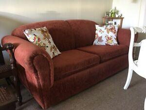 Ultra-comfy sofa bed