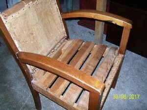 old blackwood chair   project Rokeby Clarence Area Preview