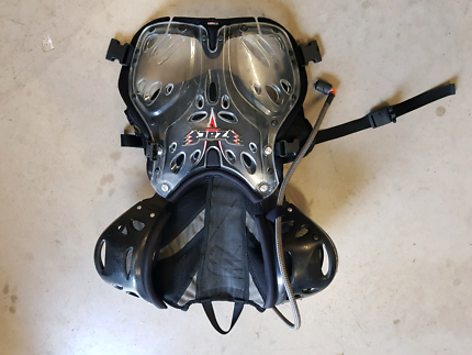 ZAC Speed armor/backpack.
