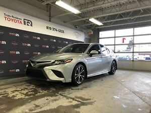 Toyota Camry Hybride 2018 - SE - Toit - Mags - Cuir - Caméra