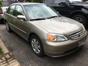 2003 Honda Civic 4DR (as-is)