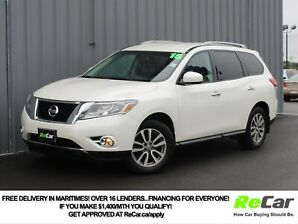 2015 Nissan Pathfinder SV 4X4 | 7-SEATER | HEATED SEATS