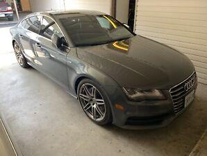 A7 Sline Audi $25500 O.B.O