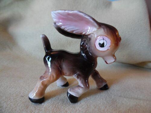 Vintage Long eared Mule/Donkey Figurine