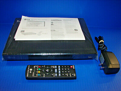LG Blu-ray and DVD Player Model BP135  1080P + HDMI + Remote **GREAT CONDITION**