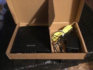 Modem cable TC4300 internet