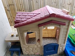 little tikes playhouse | Toys - Outdoor | Gumtree ...