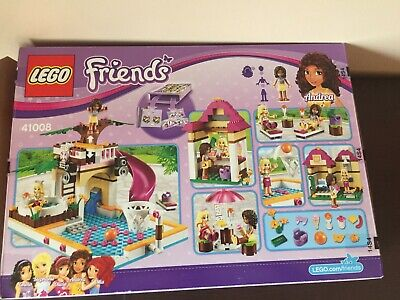 LEGO Friends Heartlake City Pool (41008)
