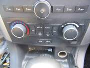 HOLDEN CAPTIVA 7 CG 09/06-02/11 AC HEATER CONTROL SWITCH GENUINE Smithfield Parramatta Area Preview