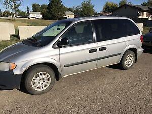 Dodge Caravan 2005 quick sale