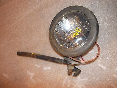 Farmall B Bn Tractor Original Ih Ihc Front Light Mount Post Light