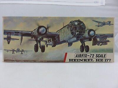Airfix HEINKEL HE177 1/72 Scale Plastic Model Kit No. 589 UNBUILT