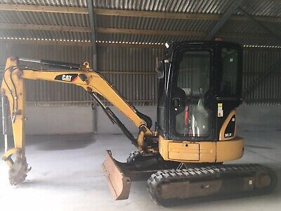 CAT 303.5 Excavator Mini Digger