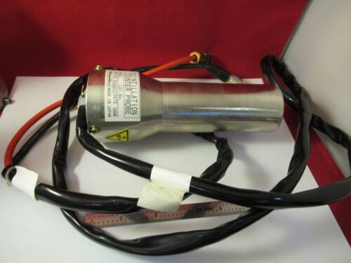 RIGAKU JAPAN X-RAY SCINTILLATION COUNTER PROBE DEVICE AS PICTURED &100-01