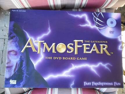 Atmosfear The DVD Board Game