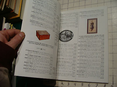 vintage book: HUXFORD'S Collectible Advertising an illustrated value guide 1993