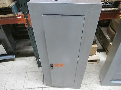 Ge Main Breaker Panel Aqu3422rcx 225a Max 42 Circuit 3ph 4w Used