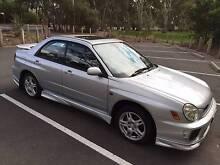 2001 Subaru Impreza Sedan Rostrevor Campbelltown Area Preview