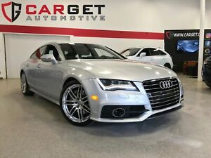 2012 Audi A7 - S-Line| Nav| Leather| Sunroof| Night Vision| AWD
